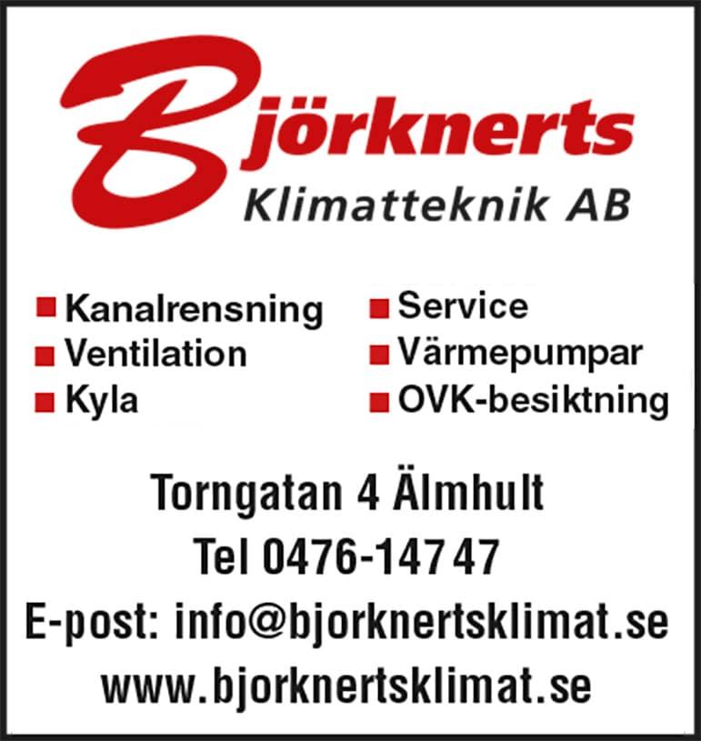 Björknerts Klimatteknik