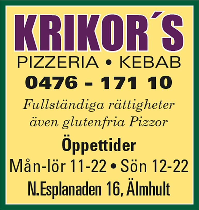 Krikor's Pizzeria