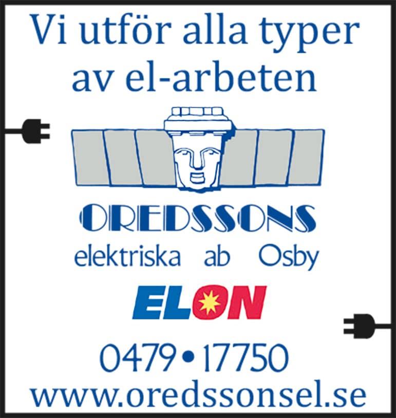 Oredssons Elektriska