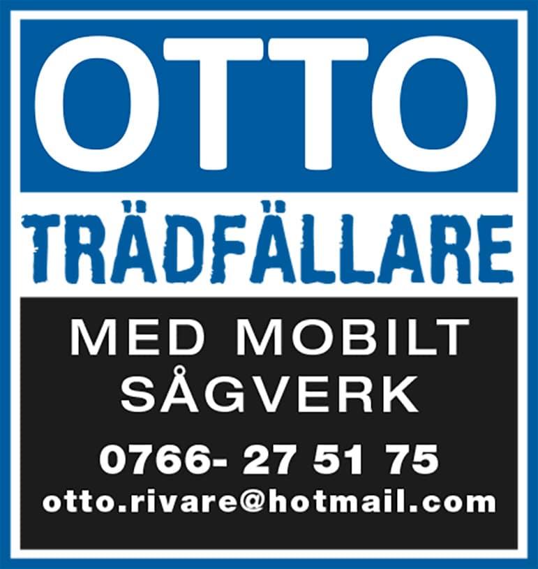 Otto Trädfällare