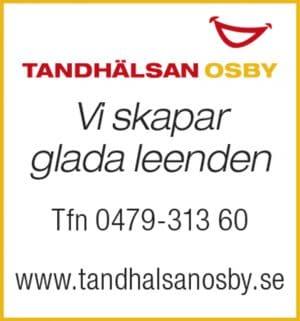 Tandhälsan i Osby