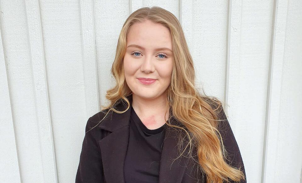 Ida Lörup är Osby lucia 2019