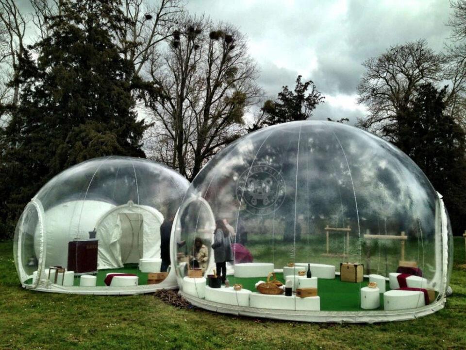 Livet i bubblan