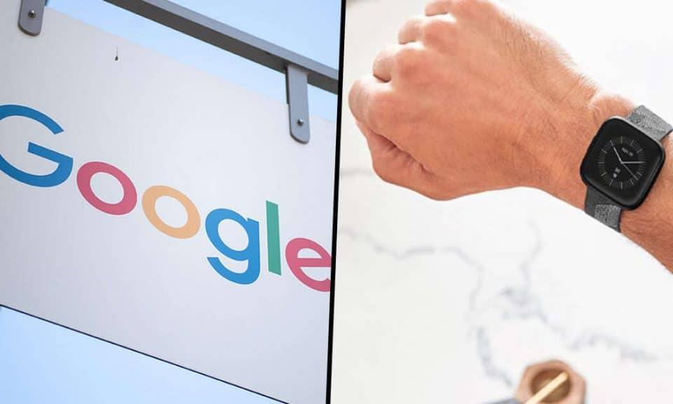 Google köper Fitbit