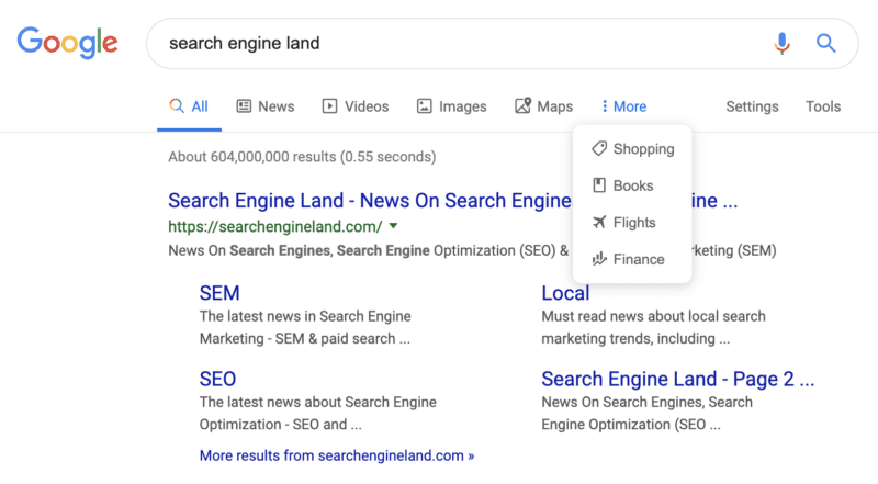 Google lanserar sökikoner