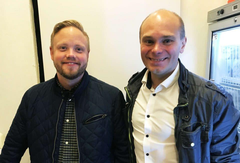 Johan & Micke