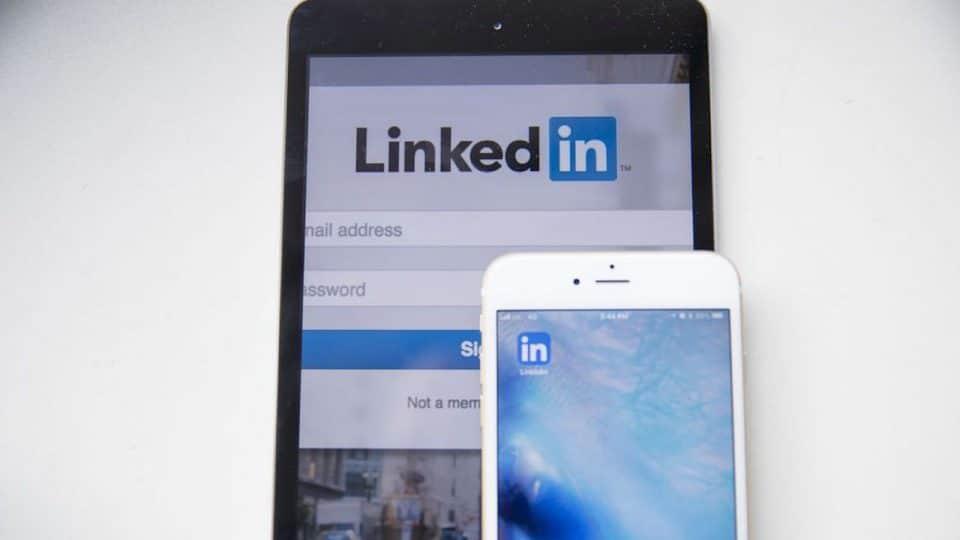 Nu kan du tagga foton på LinkedIn