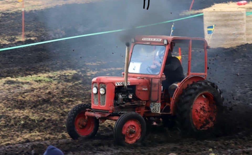 Traktorslalom