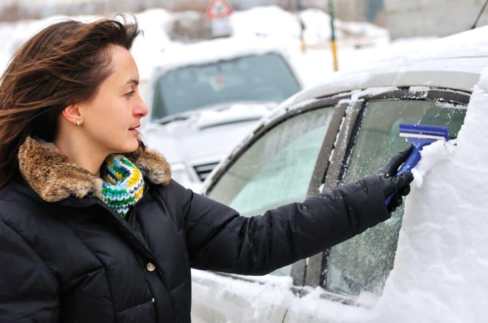 Fyra fiffiga förslag för bilägare i vinter