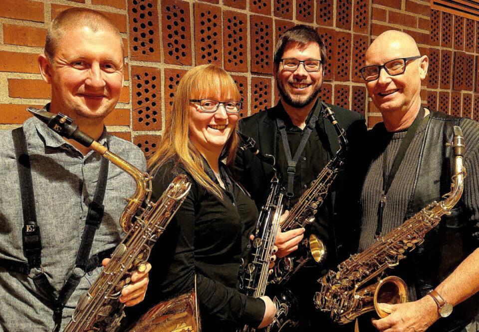 Osby Saxofonkvartett