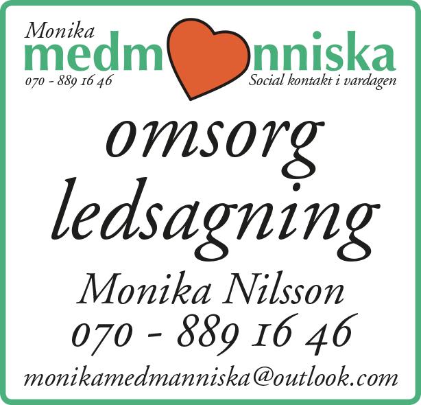 Monika Medmänniska