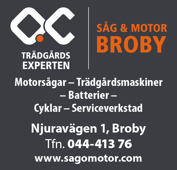 Såg & Motor Broby