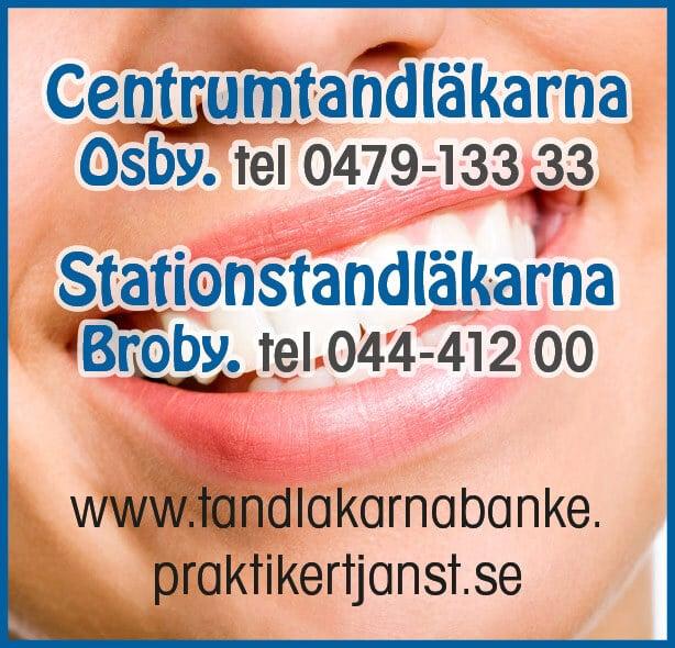 Centrumtandläkarna Osby