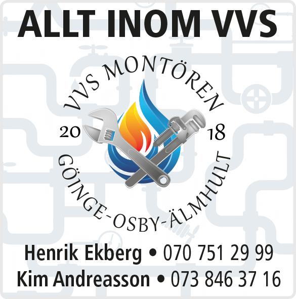 VVS Montören