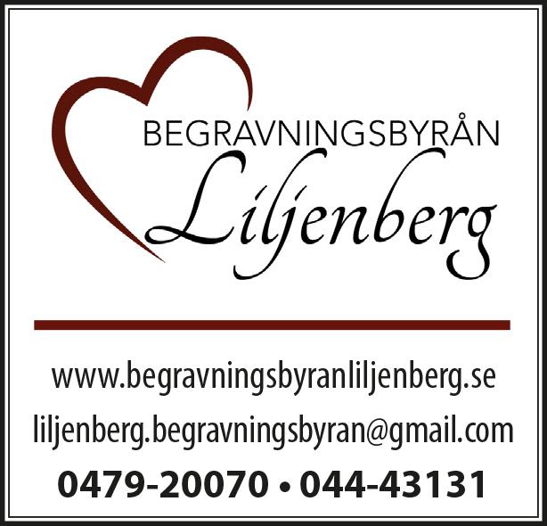 Begravningsbyrån Liljenberg