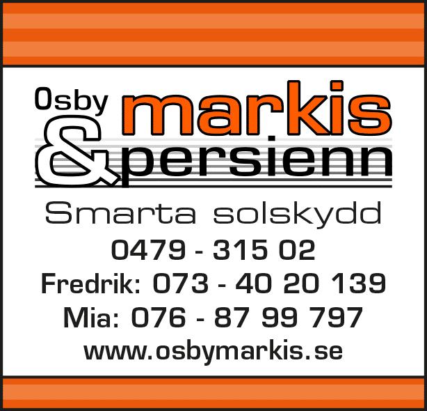 Osby Markis & Persienn
