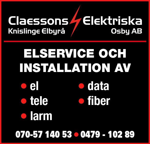 Claessons Elektriska