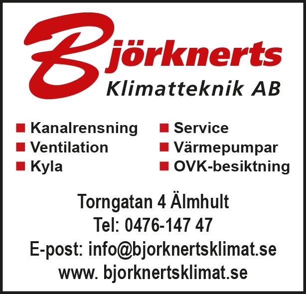 Björknerts Klimatteknik AB