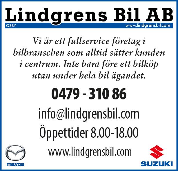 Lindgrens Bil