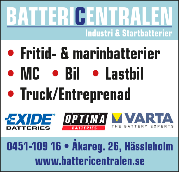 Battericentralen