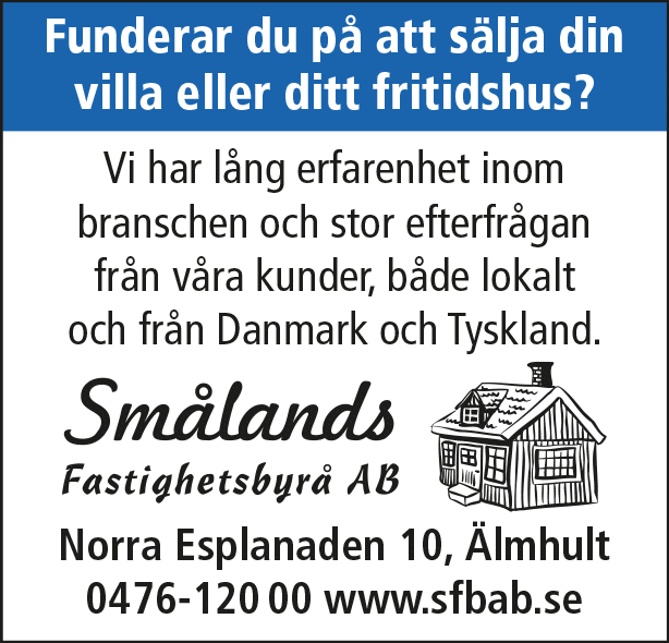 Smålands Fastighetsbyrå