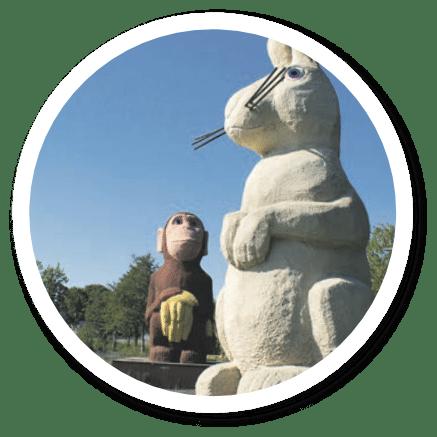 Apan & Kaninen