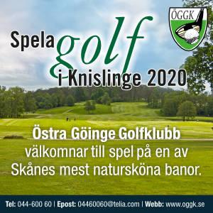 Östra Göinges Golfklubb