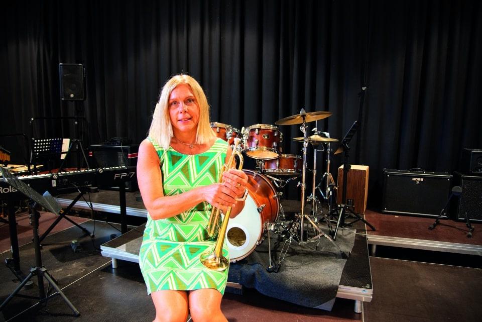 Ansvarig för musikskolan Osby