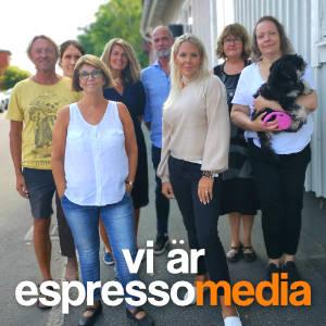 Vi är Espresso Media