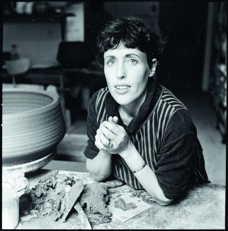 Keramiker Lisa Larson