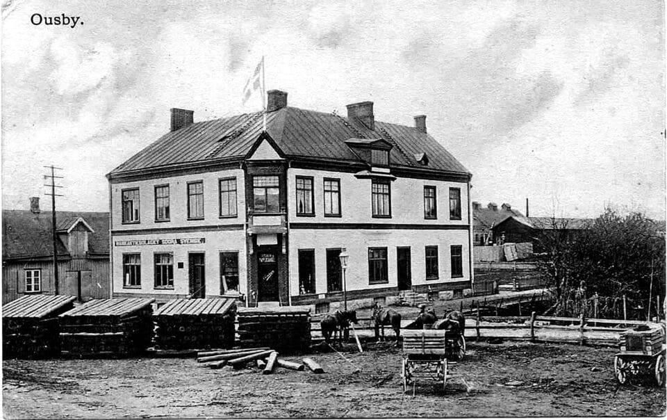 Weidingerhuset i Osby