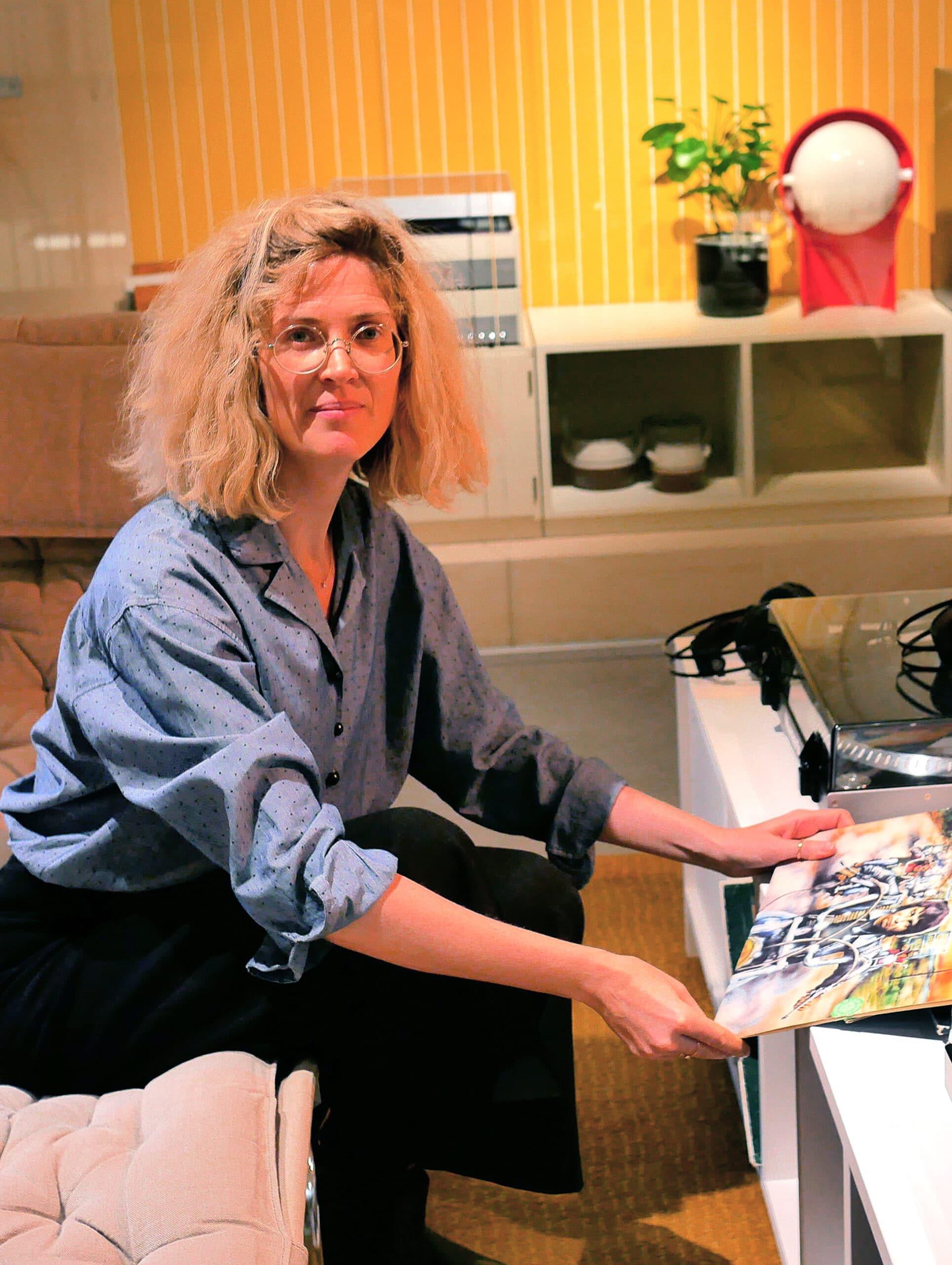 Curator på IKEA