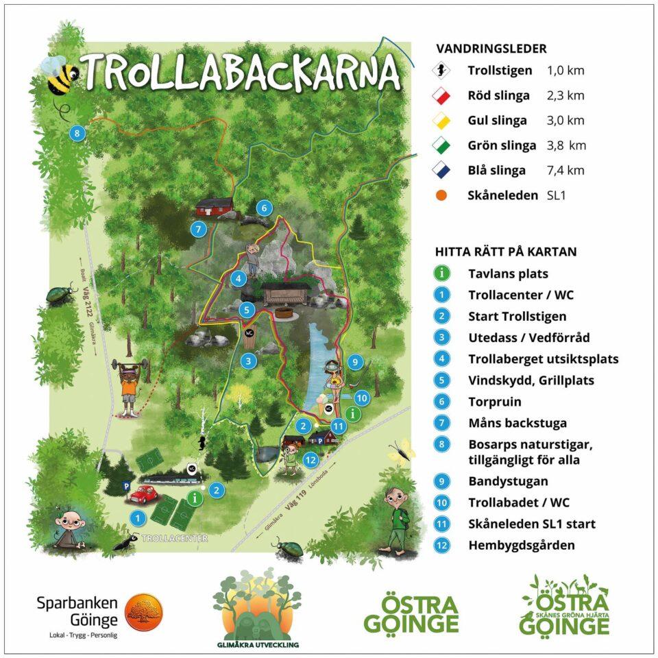 Trollabackarna rekreationsområde