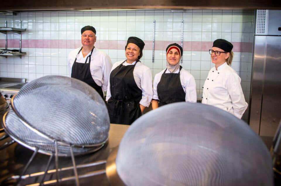 Resturangskolan i Hässleholm - kulinarisk väg till en ny karriär