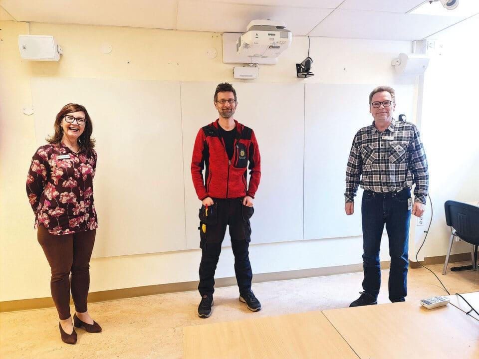 Fixartjänsten är tillbaka i Hässleholm