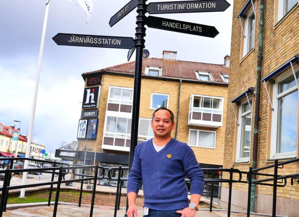 Kommunvägledare Niklas Andersson