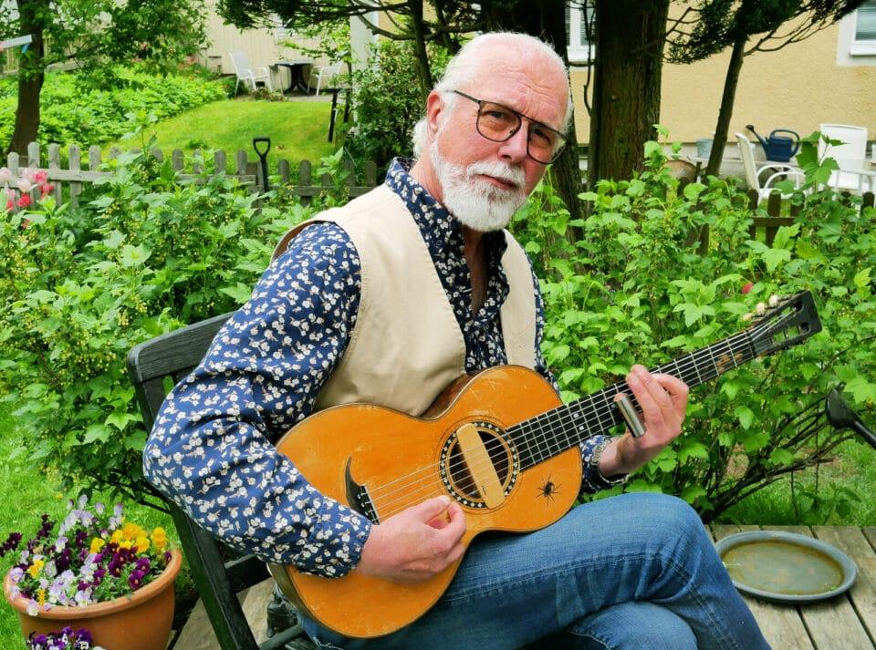 """Lennart """"Dr Blues"""" Olofsson"""
